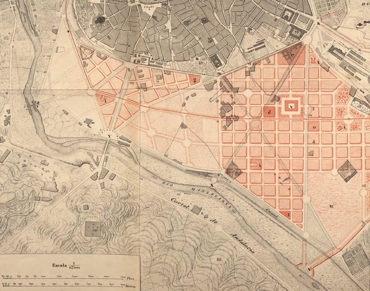 File Finca Casa Puerta Abajo A La Derecha Plano De Castro 1861 Cropped Jpg Wikimedia Commons