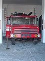 Fire Museum, Ikarus fire engine in Eger, 2016 Hungary.jpg