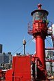 Fire Tug and Sydney Tower, Maritime Museum, Darling Harbour, Sydney, Australia (35522008661).jpg