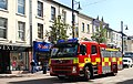 Fire appliance, Coleraine - geograph.org.uk - 1910548.jpg