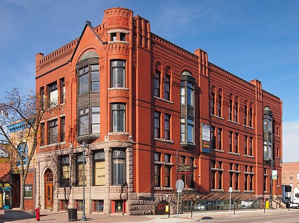 St. Cloud (MN) United States  City pictures : ... bank is a historic bank building in st cloud minnesota united states