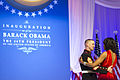 First lady Michelle Obama, right, dances with U.S. Marine Corps Gunnery Sgt. Timothy Easterling at the Commander in Chief's Ball at the Washington Convention Center in Washington, D.C 130121-A-TT930-041.jpg