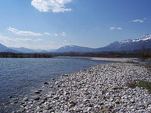 Veneto - The Piave River