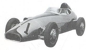 Bandini formula junior - Bandini formula junior