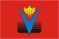 Flag of Borisoglebsk (Voronezh oblast) (2004).png