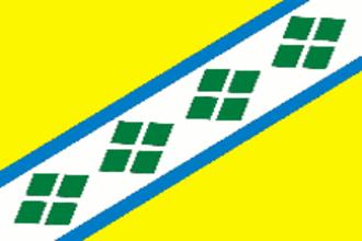 Chastinsky District - Image: Flag of Chastinsky rayon (Perm krai)