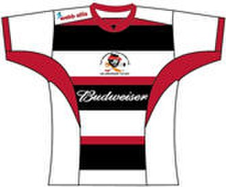 Flint Rogues Rugby Club - The Flint Rogues Current Uniform