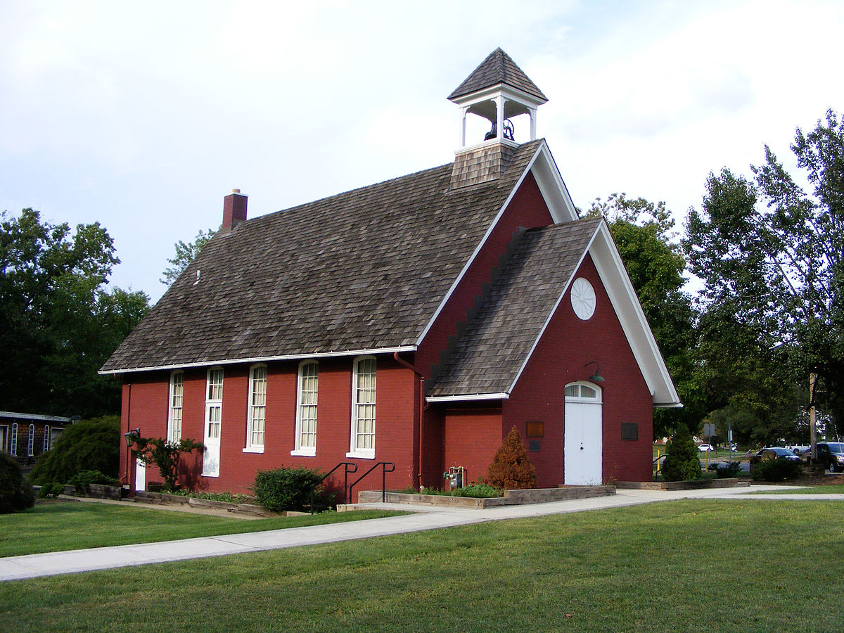 Little red schoolhouse florham park new jersey wikipedia for The hanover house