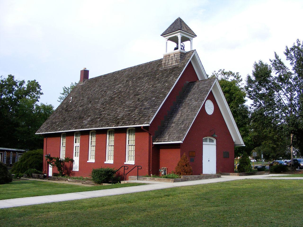 FileFlorham Park NJ Little Red Schoolhouse
