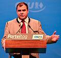 Florian Hahn CSU Parteitag 2013 by Olaf Kosinsky (1 von 4).jpg