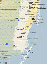 List Of Nike Missile Sites Wikipedia - Active us missile silos map
