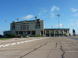 Floyd Casey Stadium - Floyd Casey Stadium