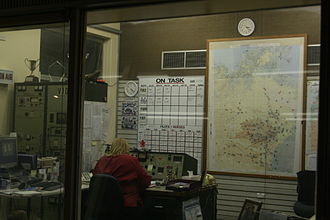 Royal Flying Doctor Service of Australia - Dispatch service, Alice Springs, N. T. (2008)