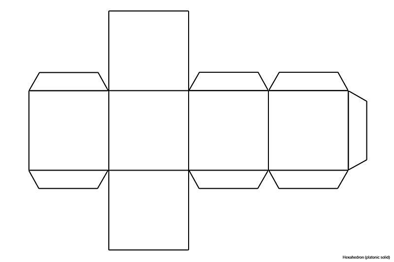 File:Foldable hexahedron (blank).jpg