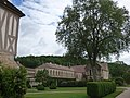 Fontenay Abbey - The Lodgings of the Commendatory Abbots (35664732852).jpg