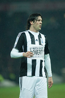 Football against poverty 2014 - Santiago Solari.jpg