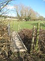 Footbridge in Groombridge House estate - geograph.org.uk - 1736682.jpg