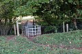 Footbridge on the ascent out of Hay - geograph.org.uk - 1031351.jpg