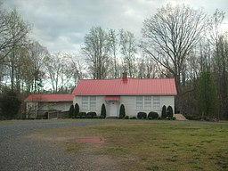 Former Buckingham Training School, Dillwyn, Virginia.jpg