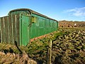 Forvie, old railway carriage - geograph.org.uk - 1196771.jpg