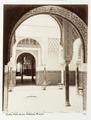 Fotografi av Sevilla. Alcázar, Patio de las Muñecas - Hallwylska museet - 104791.tif