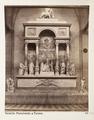 Fotografi på gravmonument över Titian, Venedig - Hallwylska museet - 107362.tif