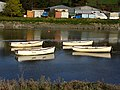 Four White Boats - geograph.org.uk - 1542091.jpg