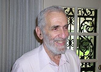 Aviezri Fraenkel - Aviezri Fraenkel in 2004