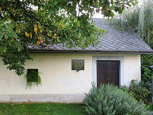 Franc Rozman - House where Franc Rozman was born