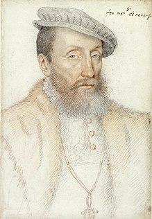 Francis I, Duke of Nevers Duke of Nevers