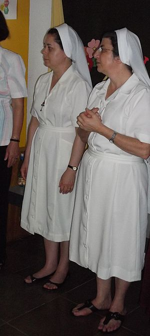 Franciscan Sisters of the Family of Mary - Franciscan Sisters of the Family of Mary in Brazil