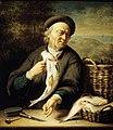 Frans van Mieris (II) - De visverkoper - 1525 (OK) - Museum Boijmans Van Beuningen.jpg