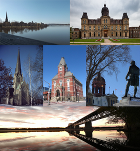 Fredericton, New Brunswick montage.png