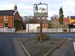 Fressingfield Village Sign - geograph.org.uk - 1095768.jpg