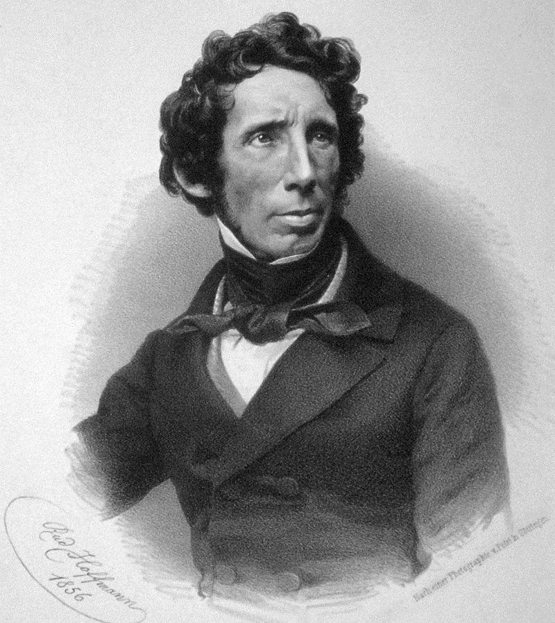 Friedrich Wöhler Litho
