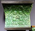 Frieze tile, Germany, 1558, ceramic - Museum of Anthropology, University of British Columbia - DSC09153.jpg