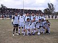 Frist Team of Sport Club AlMostaqbel in Aljumayl 2006.jpg