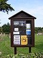 Fritton Church Notice Board - geograph.org.uk - 1439595.jpg