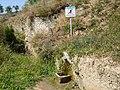 Fuente cerca de Rocapins, Calella - panoramio.jpg