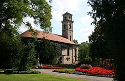 Fuerth Auferstehungskirche 2009 09 12