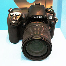 Image illustrative de l'article Fujifilm S5 Pro