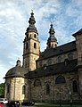 Fuldaer Dom, Nordfassade-Eduard-Schick-Platz.jpg