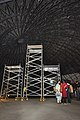 Fulldome 3D Space Theatre Work Progress - Science City - Kolkata 2018-07-20 2509 2532.JPG