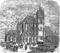 Géographie de la Sarthe - Église de la Ferté-Bernard.png