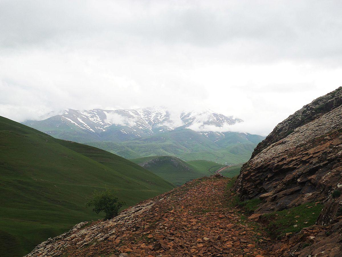 Gədəbəy Murov dağları.jpg