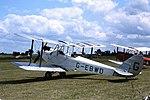 G-EBWD De Havilland DH60X Moth Old Warden 1975 (36099738670).jpg