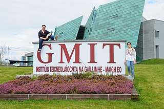 Galway-Mayo Institute of Technology Third level educational body in western Ireland