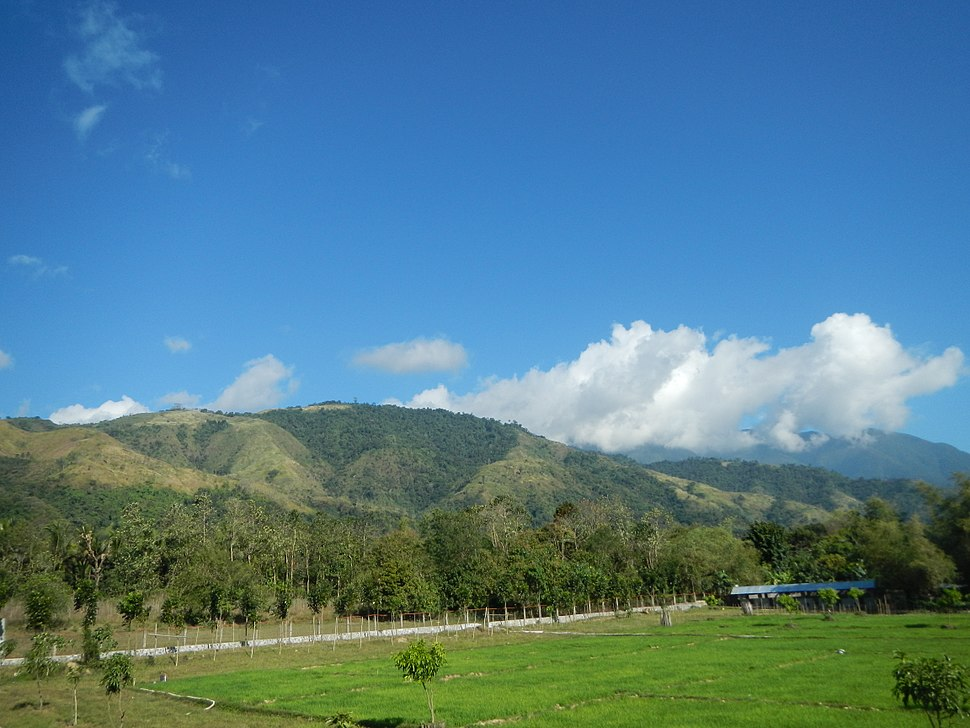 Sierra Madre in Gabaldon, Nueva Ecija