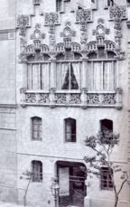 Casa Sicart, Barcelona (1906)