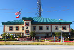 Homage to Texas Linda from Galveston ... Specially designed Hurricane-proof building co...